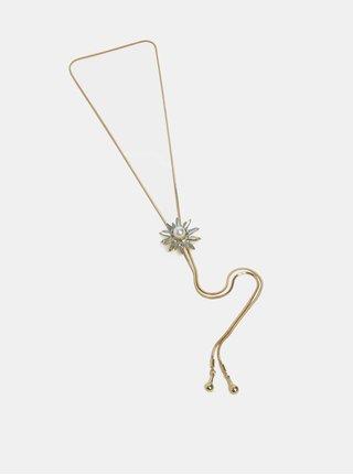 Colier auriu cu decoratie ajustabila Pieces Kala