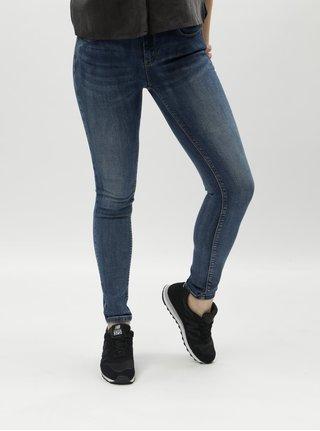 182db6e92d0 Modré skinny džíny TALLY WEiJL
