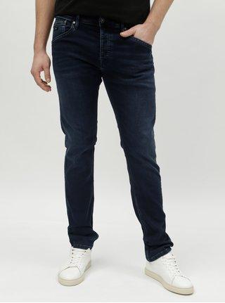 c63d4550fd1 Tmavě modré pánské regular džíny Pepe Jeans