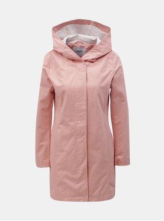 Růžová lehká bunda s kapucí ONLY Mandy Sedona