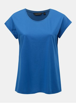 Tricou albastru basic Dorothy Perkins Curve