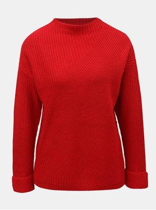 811f75bd276 Červený svetr se stojáčkem Dorothy Perkins Petite