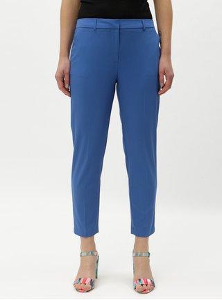 Modré zkrácené kalhoty Dorothy Perkins 0ceadd0bff