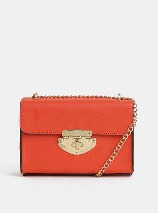 Oranžová crossbody kabelka Dorothy Perkins 4b70b43976