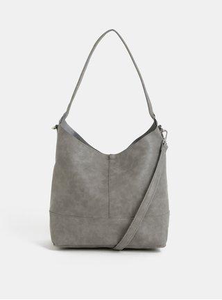 Sivá kabelka Dorothy Perkins ac866f0eb70