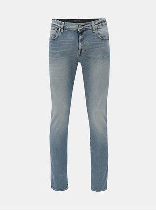 Světle modré slim džíny Selected Homme Leon