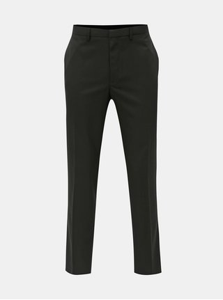 Pantaloni negri slim fit Burton Menswear London