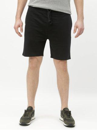 Pantaloni scurti sport negri Burton Menswear London