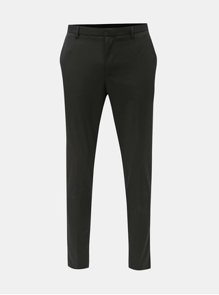 Pantaloni negri super skinny fit Burton Menswear London