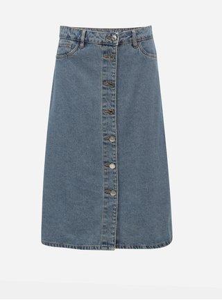 502ed951177 Modrá džínová sukně Noisy May Sunny