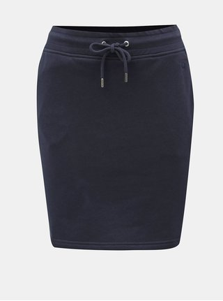 ea7dc485ee0 Tmavě modrá sukně GANT
