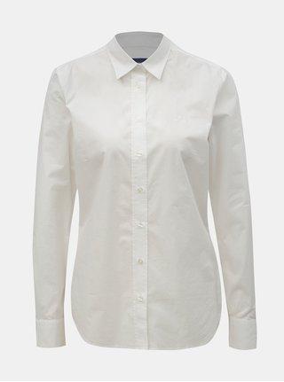 ef08029cf55 Bílá dámská košile GANT