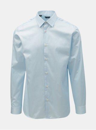 Světle modrá formální slim fit košile Selected Homme Pen-Pelle
