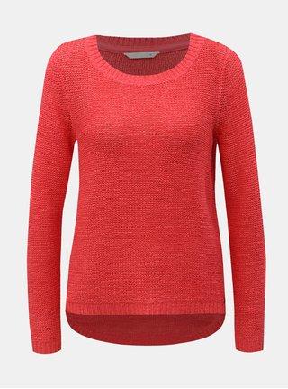 Tmavě růžový svetr ONLY Geena