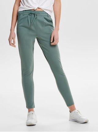 Pantaloni verzi ONLY Poptrash