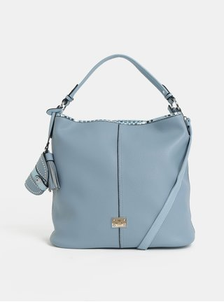 Světle modrá kabelka Bessie London