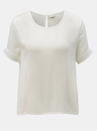 Bluza alba Jacqueline de Yong June