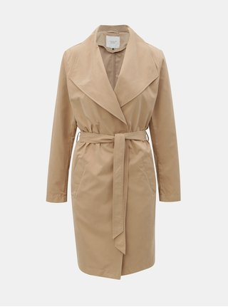 Béžový kabát Jacqueline de Yong Ida 7d0d88e5941