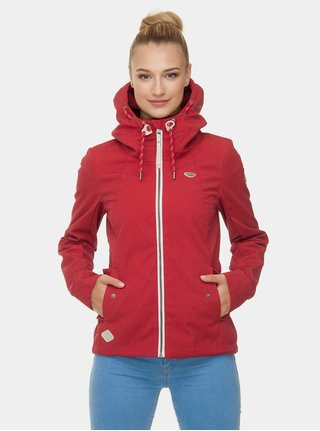 Červená dámská bunda Ragwear Monade