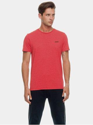 Červené pánské tričko Ragwear Nedie