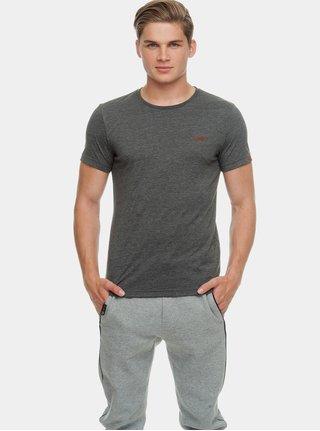 Tmavě šedé pánské tričko Ragwear Nedie