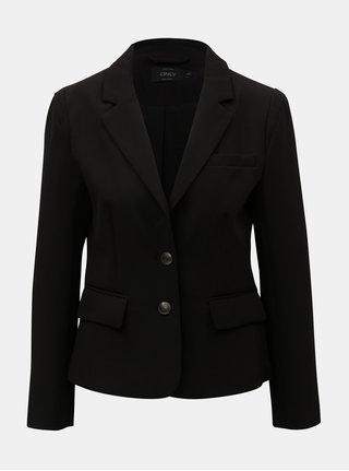 Černé sako ONLY Margit