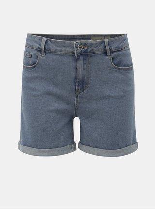 Pantaloni scurti albastri din denim VERO MODA Hot Seven