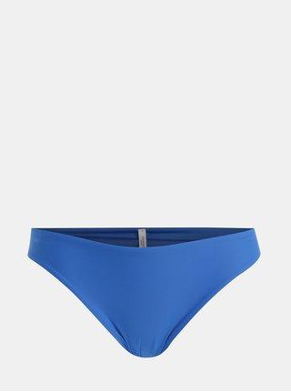 Modrý spodní díl plavek Calvin Klein Underwear