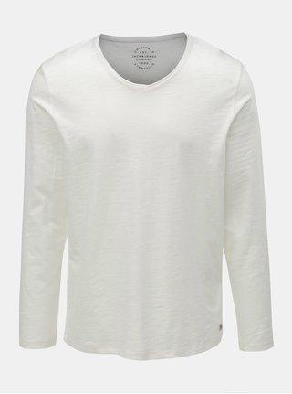 Biele tričko Jack & Jones Birch