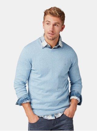Svetlomodrý pánsky sveter Tom Tailor
