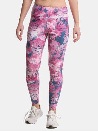 Leggings roz cu model de dama Meatfly Xena