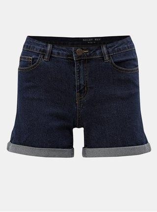 Pantaloni scurti albastru inchis din denim Noisy May Lucy