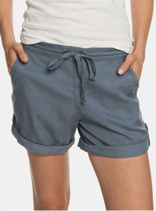 Pantaloni scurti albastru deschis Roxy Love at Two