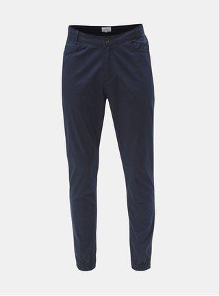 Tmavě modré pánské kalhoty Makia Nautical