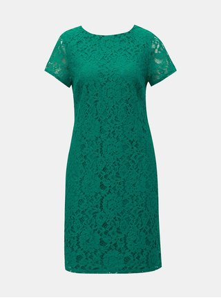 Rochie verde din dantela Dorothy Perkins