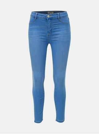 Blugi albastri super skinny fit Dorothy Perkins Petite Frankie