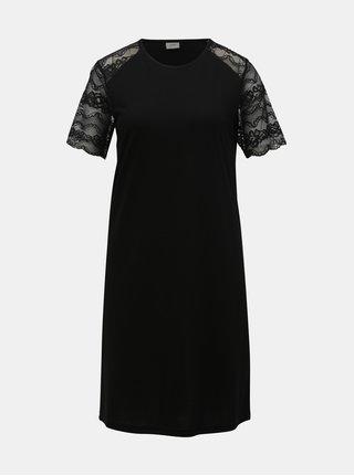 Černé šaty s krajkou Jacqueline de Yong Marilyn