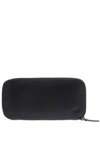 Černá kožená unisex peněženka 2v1 Bellroy Carry Out