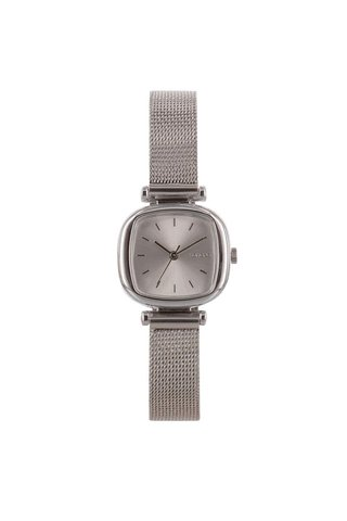 Ceas argintiu pentru femei Komono Moneypenny Royale Silver