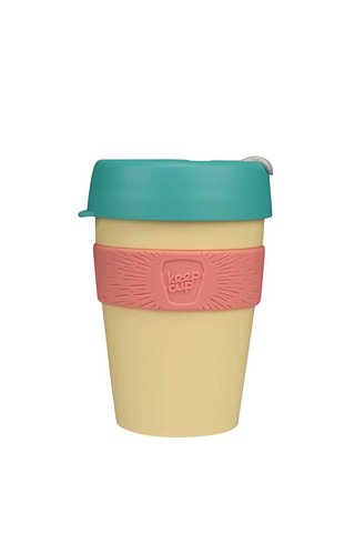 Cana medie de calatorie KeepCup Custard Apple Medium