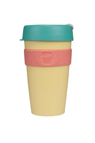Cana mare de calatorie KeepCup Custard Apple Large