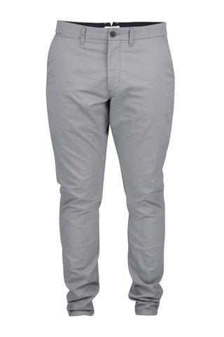 Pantaloni chino gri Jack & Jones Marco Earl