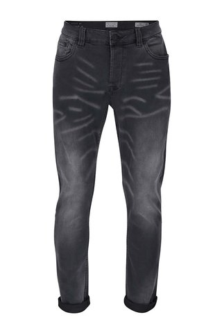 Blugi slim gri cu aspect prespalat - ONLY & SONS Loom