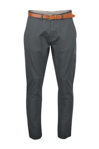 Pantaloni gri chino - Selected Homme Yard