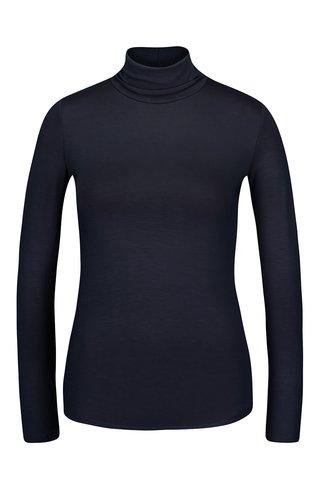 Tmavě modré tričko s rolákem ZOOT
