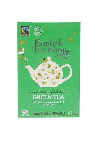 Ceai verde English Tea Shop Bio