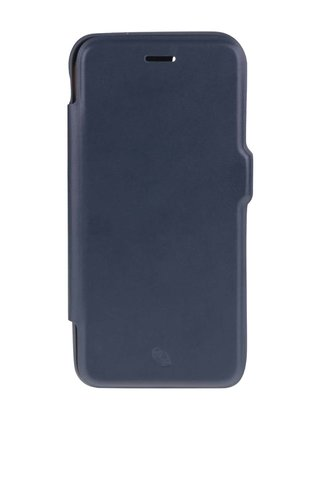 Carcasa albastru inchis cu clapa pentru iPhone 7 Bellroy