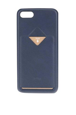 Carcasa bleumarin pentru iPhone 7 Bellroy