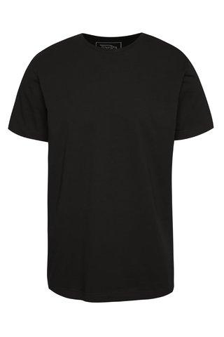Tricou negru Pietro Filipi pentru barbati