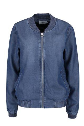 Jacheta bomber albastra ONLY Teresa din denim